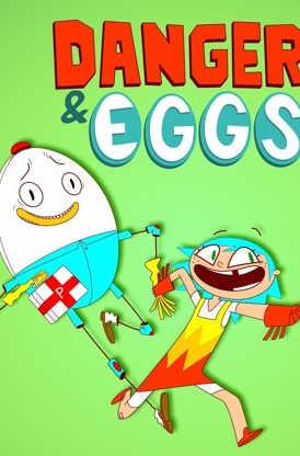 Опасность и Яйца / Денжер и яйца (2017/1 сезон) смотреть онлайн