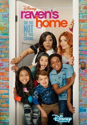 Дом Рэйвен 1,2 сезон Disney смотреть онлайн
