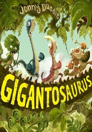 Гигантозавры / Gigantosaurus Disney смотреть онлайн