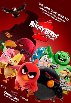 Angry Birds фильм 2 смотреть онлайн