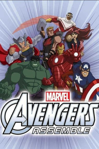 Команда «Мстители» Marvel слушать онлайн