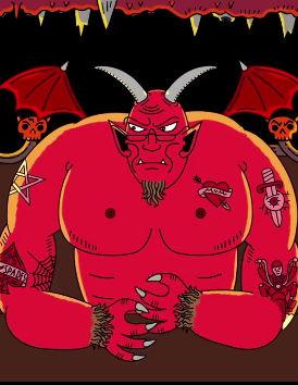 Ребёнок пишет письмо Сатане, а не Санте смотреть онлайн