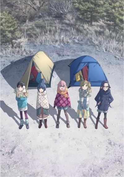 Yuru Camp△ / Лагерь на свежем воздухе (2018) 1 сезон смотреть онлайн