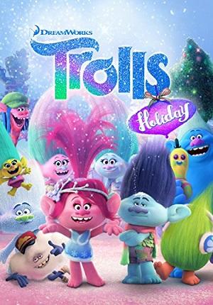 Троллий праздник DreamWorks смотреть онлайн