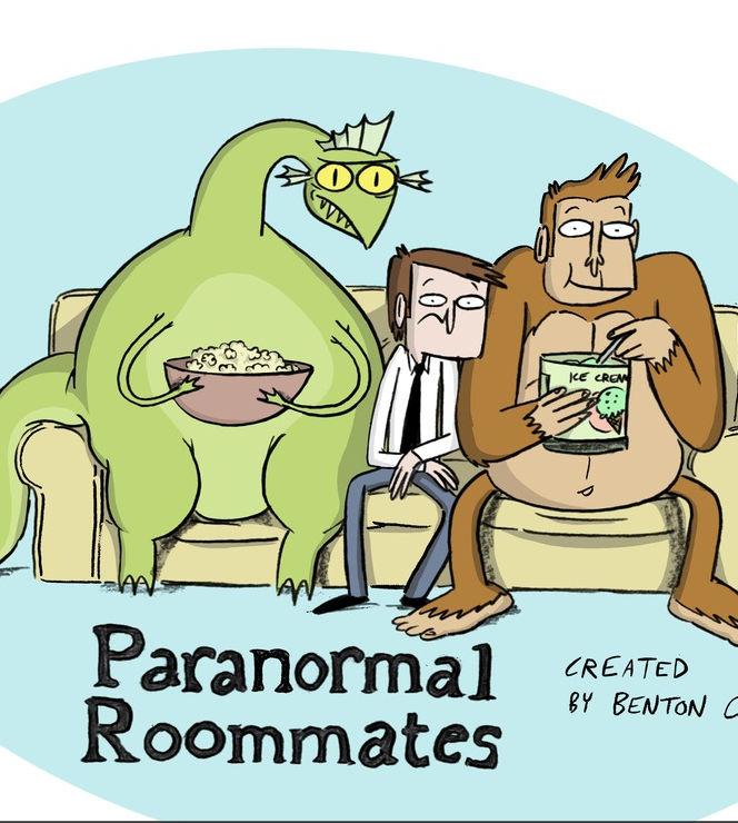 Паранормальные квартиранты (Paranormal Roommates) смотреть онлайн