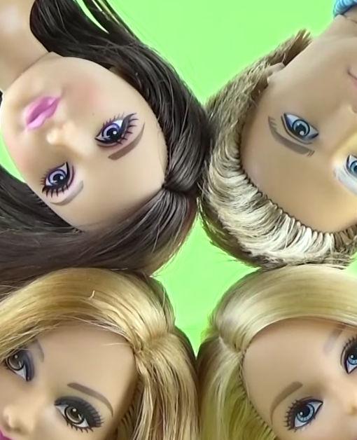 Барби - Видео с куклами - Мультики смотреть онлайн