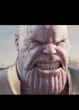 Танос против Сайтамы (One Punch Man) смотреть онлайн