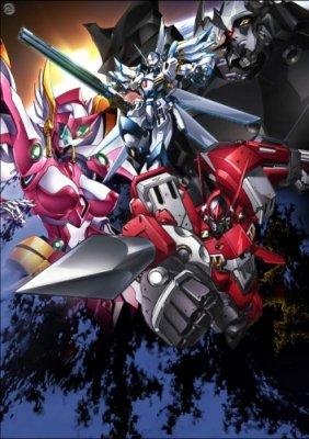 Войны супер-роботов (2006) 1,2 сезон смотреть онлайн