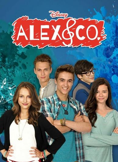 Алекс & Ко (2018) 1,2 сезон смотреть онлайн