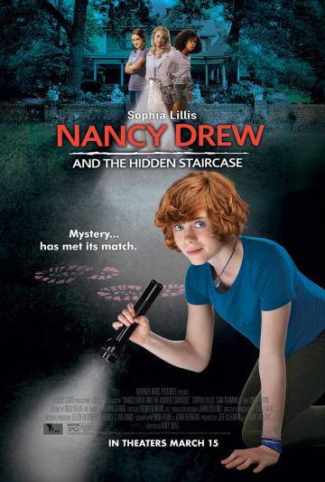 Нэнси Дрю и потайная лестница (2019) смотреть онлайн