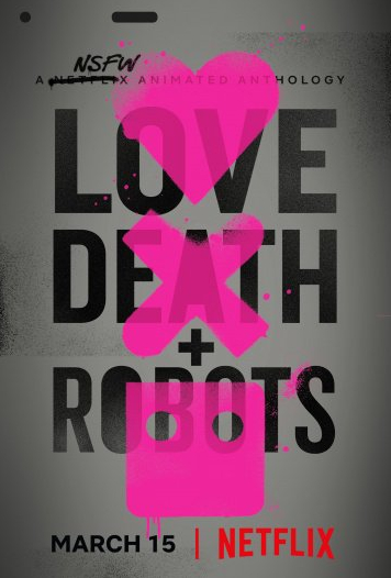 Любовь, смерть и роботы 1,2 сезон смотреть онлайн