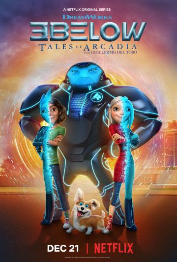 Трое снизу: Истории Аркадии 2 сезон смотреть онлайн