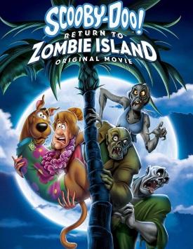 Скуби-Ду: Возвращение на остров зомби (2019) смотреть онлайн