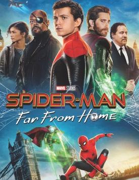 Человек-паук: Вдали от дома (2019) смотреть онлайн