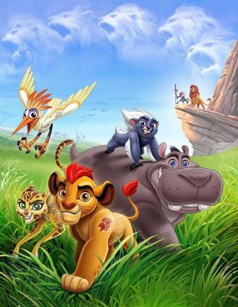 Львиная стража 4 сезон / Хранитель лев 4 Дисней