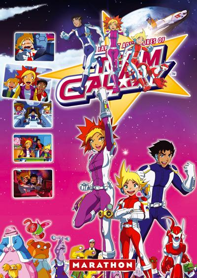 ��� ������� / Team Galaxy (Jetix)