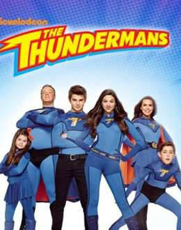 Сериал грозная семейка (the thundermans) | nickelodeon | thevideo.