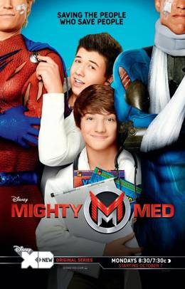 ������� ������ / Mighty Med Disney XD 1,2,3 �����
