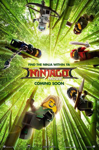 Ниндзяго / The Lego Ninjago Movie (2017)